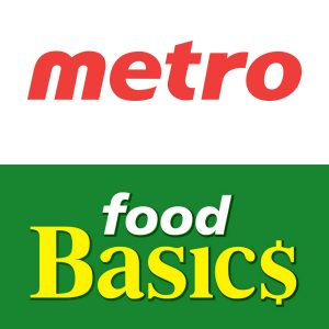 Metro, Food Basics Gift Card by LoyaltyFunding